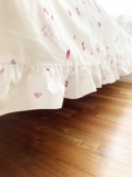ホワイト(枕カバーと掛布団カバーのセット)